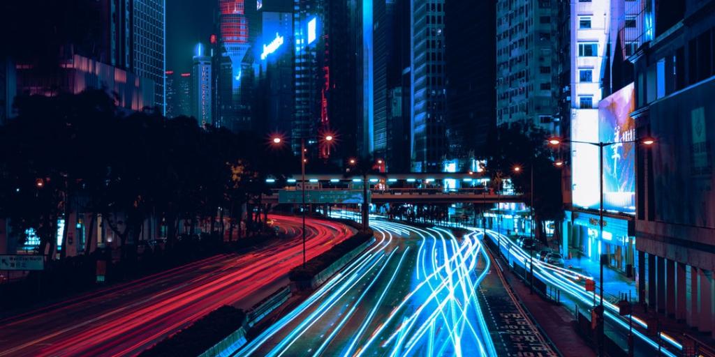Digital world 2050 in Logistics