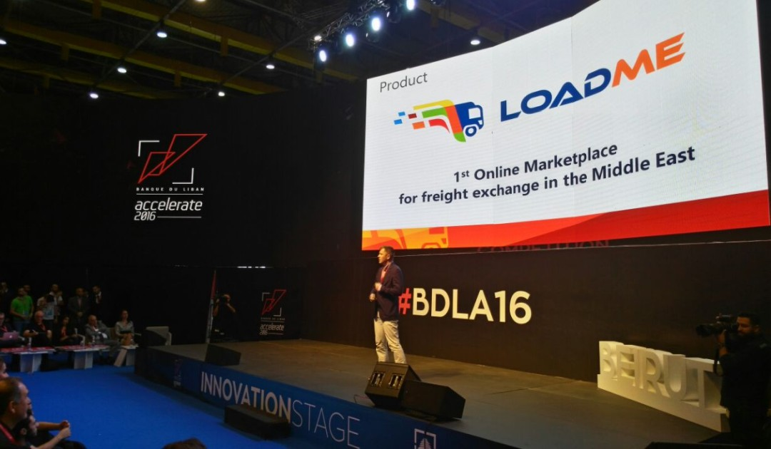 Sebastian Stefan at BDL Accelerate 2016
