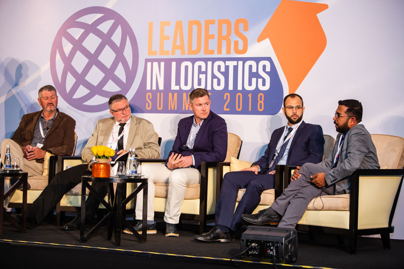 Leaders in Logistics - Committing to a Sustainable Future