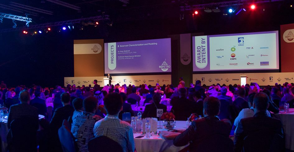 RDPETRO Main Stage Abu Dhabi 2018