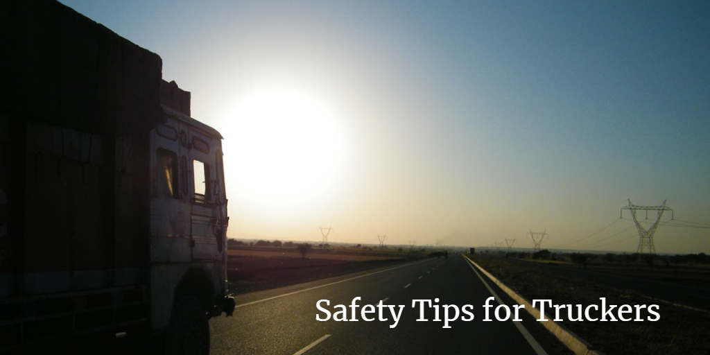 safe driving tips for truckers