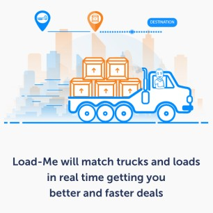 Load-Me freight exchange