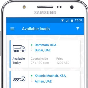 Loadme mobile app